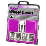 McGuard 24157 Chrome Cone Seat Wheel Locks