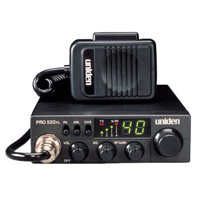 Uniden PRO520XL Pro Series 40 Channel CB Radio