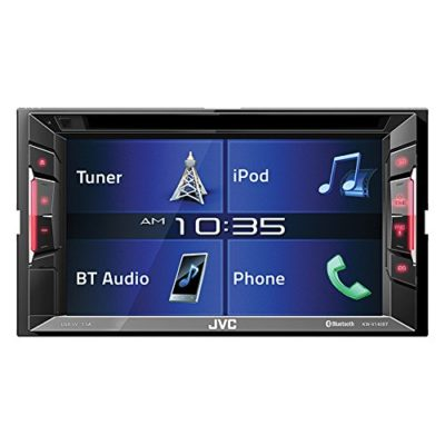 JVC KWV140BT Double Din BT in-Dash DVD