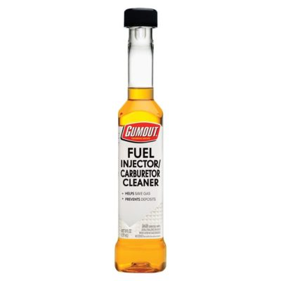 Gumout 510021 Fuel Injector & Carburetor Cleaner