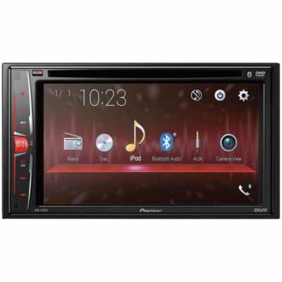 "Pioneer AVH-210EX in-Dash 2-DIN 6.2"" DVD Player"