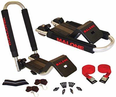 Malone Folder Folding J-Style Kayak Rack