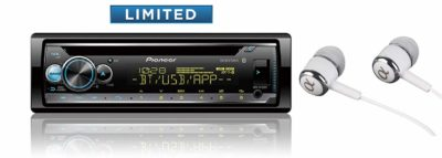 Pioneer DEH-S5100BT stereo