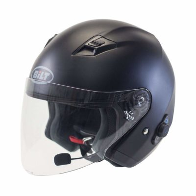 Bilt Techno Metropolis Bluetooth Helmet