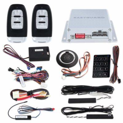 EASYGUARD EC002-NS PKE Alarm System