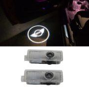 Grolish LED Courtesy Lamp Car Door Welcome Lights
