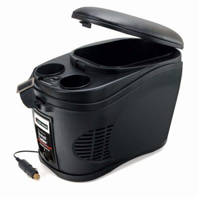 Black+Decker TC212B Black Portable Travel Cooler/Warmer