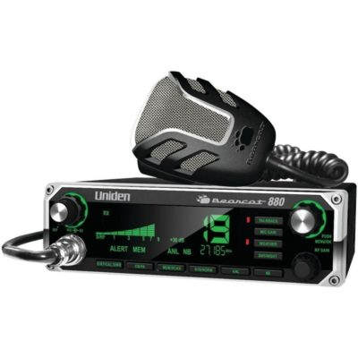 Uniden Bearcat 880 40-Channel SSB CB Radio