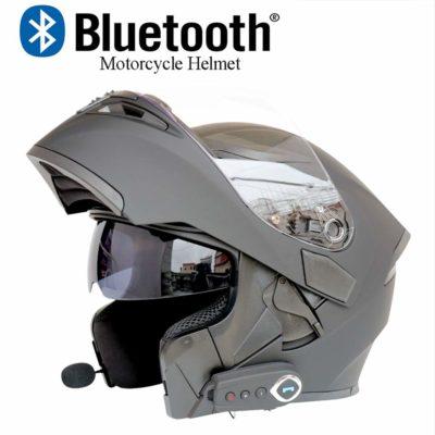 DYM258 Modular Motorcycle Helmets Bluetooth