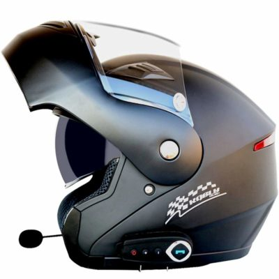 Likoe_us Full Face Motorcycle Helmet
