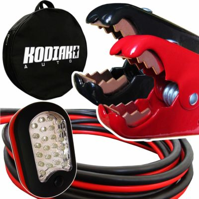 Kodiak Heavy Duty Jumper Cables