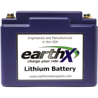 EarthX ETX36C Eco-Friendly Lithium Motorcycle Battery