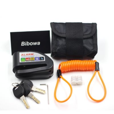 Bibowa Disc Brake Lock With Alarm