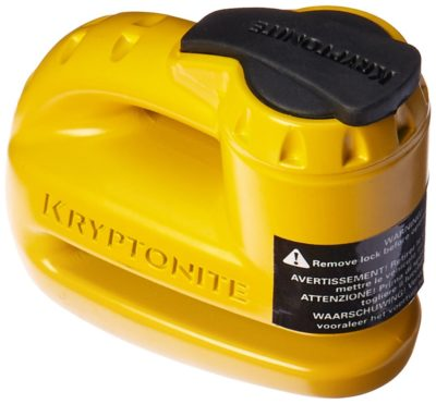 Kryptonite Keeper 5s Yellow Disc Lock