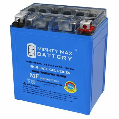 Mighty Max Battery 12V 6AH 100CCA Gel Battery