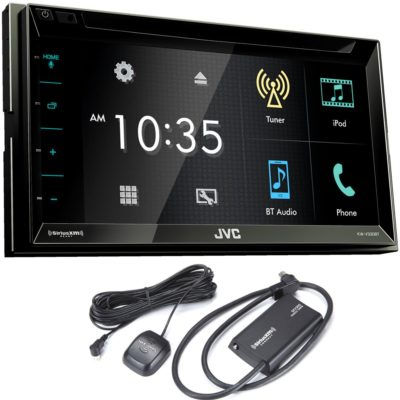 "JVC KW-V330BT 6.8"" Double DIN Bluetooth in-Dash DVD"