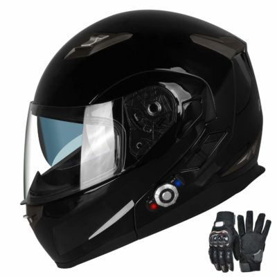 Motorcycle Bluetooth FreedConn Helmet
