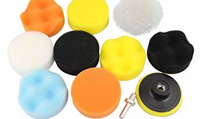 Use some Elbow-Grease with the Best Buffing Pads