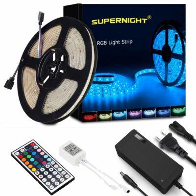 SuperNight Flexible LED Light Strip