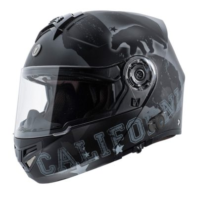 TORC Unisex-Adult Full-face Helmet