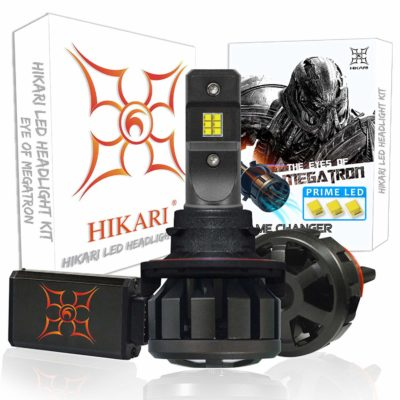 Hikari Ultra LED Headlight Bulbs Conversion Kit -H13/9008