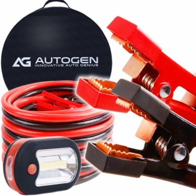 Autogen Heavy Duty Jumper Cable