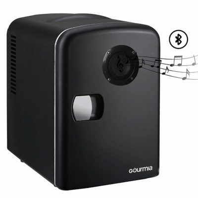 Gourmia GMF668 Thermoelectric Mini Fridge Cooler
