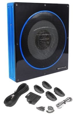 "Rockville RW10CA 10"" Car Subwoofer"