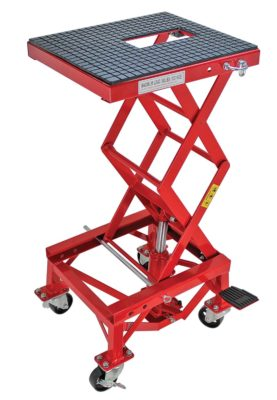 Extreme Max 5001.5083 Hydraulic Motorcycle Lift