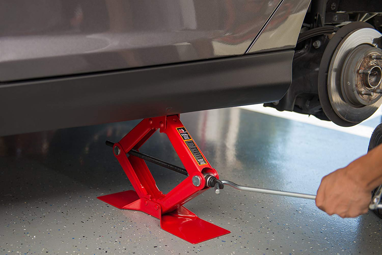 Hanperal Car Truck Tire Wheel Scissor Jack Lug Crank Speed Handle Wrench Repair Tool