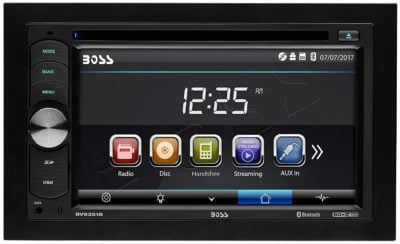 Boss Audio BV9351B Double DIN car stereo