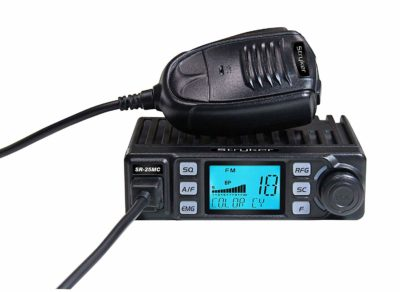 Stryker SR-25MC Amateur Radio