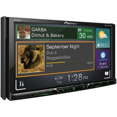 Pioneer AVH-600EX in-Dash Receiver