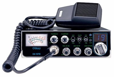 Galaxy DX-979 40 Channel AM/SSB Mobile CB Radio