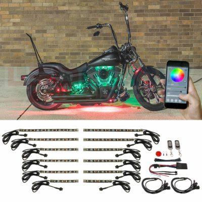LED Glow Multi-Colour LED Light Strip