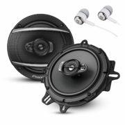 """Pioneer A Series 6.5"""" 320 Watts Max 3-Way Car Speakers"""