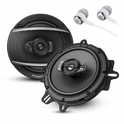 "Pioneer A Series 6.5"" 320 Watts Max 3-Way Car Speakers"