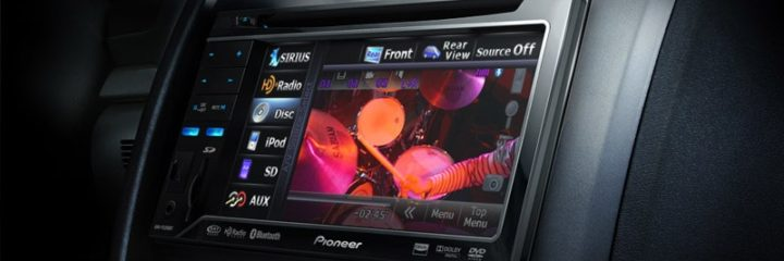 Stay Connected with the Best In-Dash DVD and Video Receivers