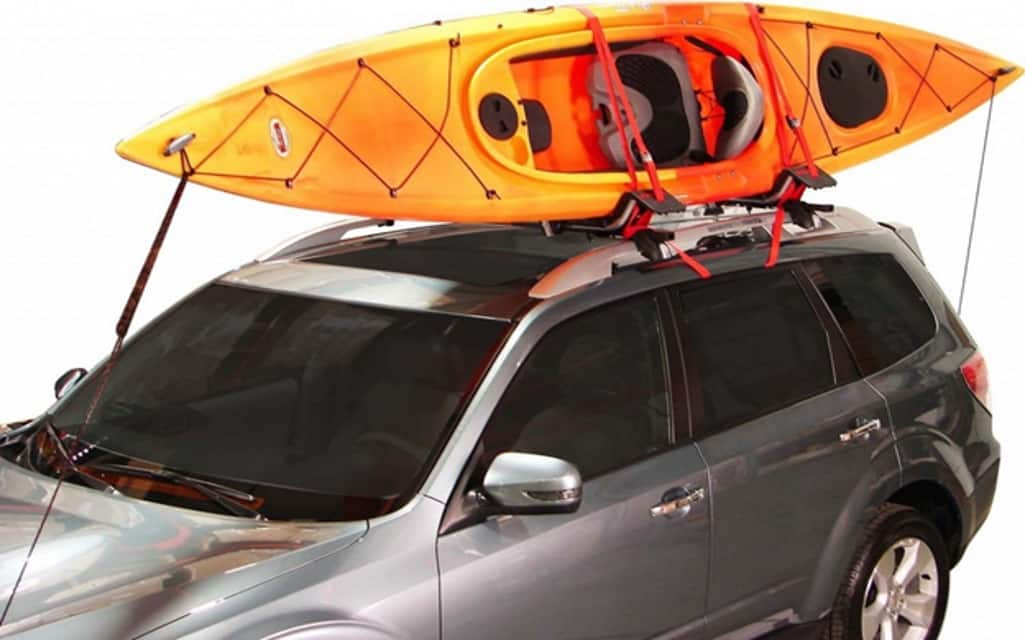 Kayak Roof Rack For Cars Without Rails >> The 10 Best Kayak Roof Racks To Buy 2020 Auto Quarterly