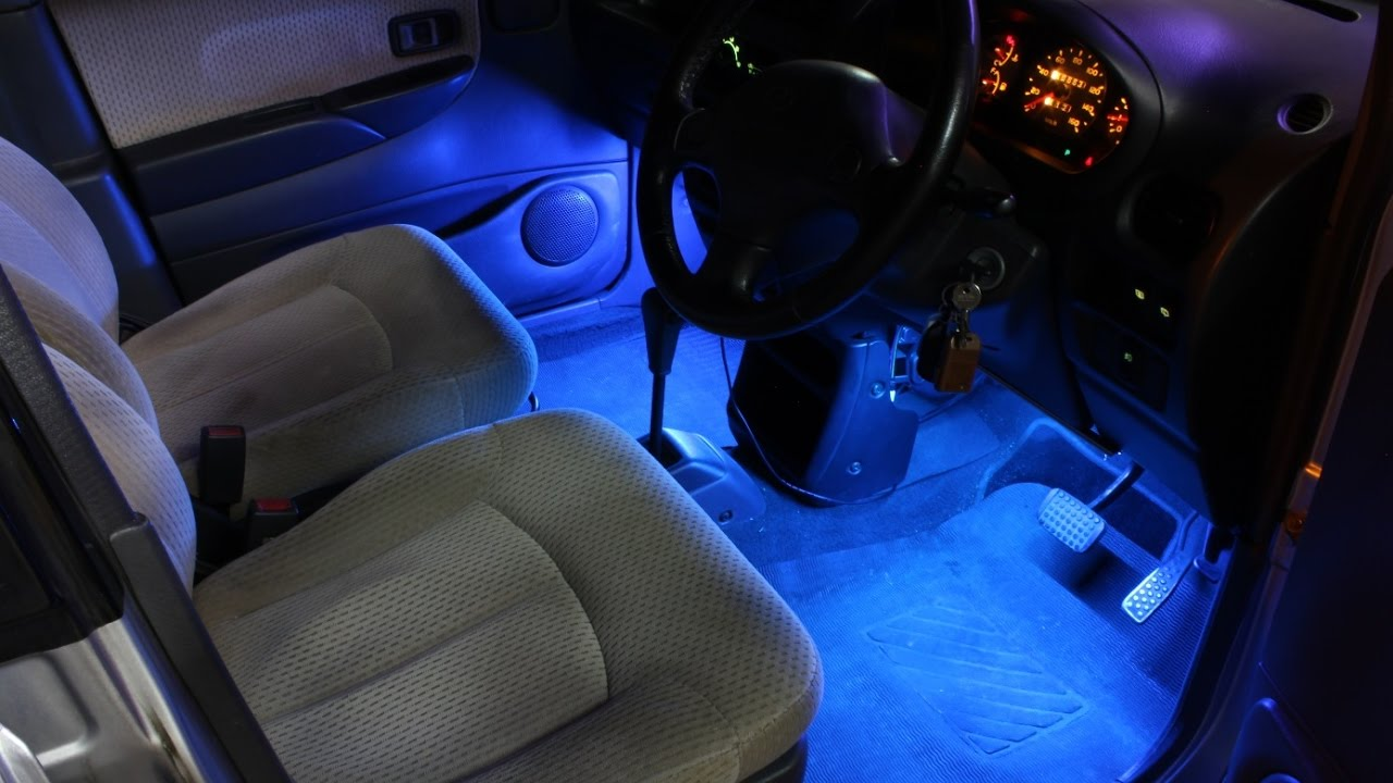 The Best LED Strip Lights for Cars to Buy 2020 1