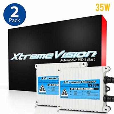 XtremeVision 35W HID Xenon Kit