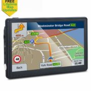 JRCX 8GB Lifetime Map GPS Navigator