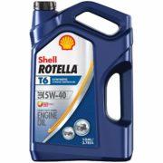Shell Rotella T6 Diesel Motor Oil