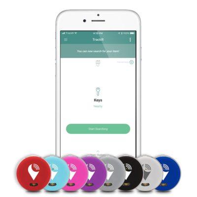 TrackR Pixel Bluetooth Tracking Key Finder