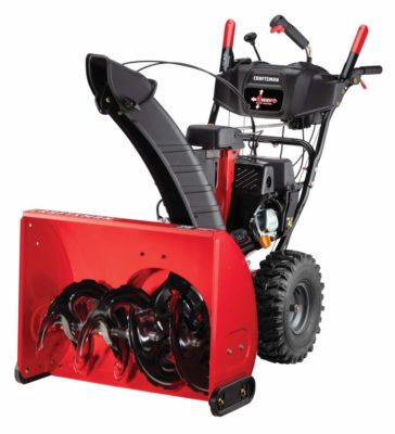 Craftsman 208cc Two-Stage Gas Snow Blower