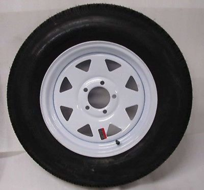 Wheels Express 15 15″ White Spoke