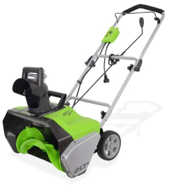 Greenworks 260050220 Snow Thrower