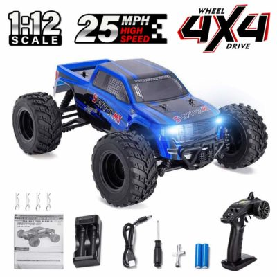 Distianert 1:12 Scale 4WD RTR Rock Crawler