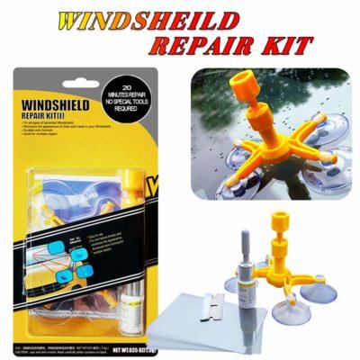 Yoohe Car Windshield Repair Kit
