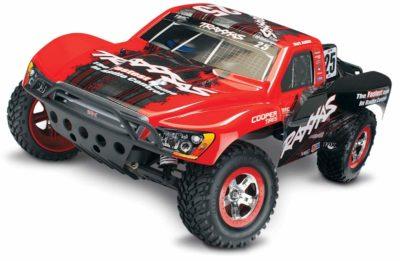Traxxas 1/10 Slash 4X4 Brushless Short Course Truck
